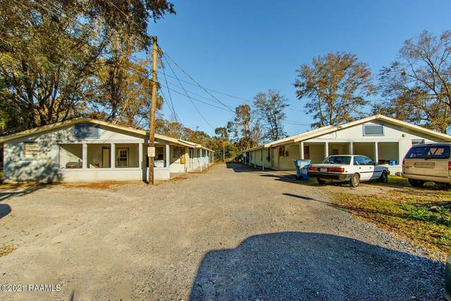 110 Martin Luther King Jr Avenue, Patterson, LA 70392 (MLS #21000744) :: Keaty Real Estate