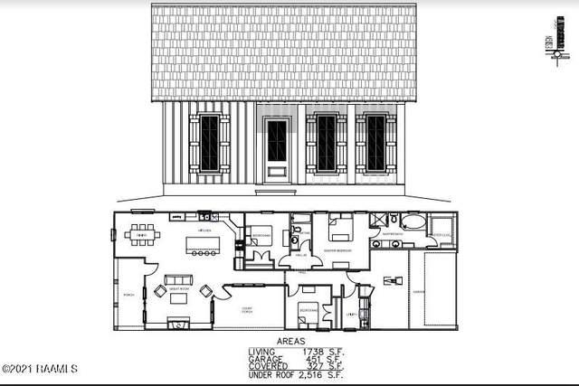301 Keelingwood Lane, Lafayette, LA 70507 (MLS #21000757) :: Keaty Real Estate