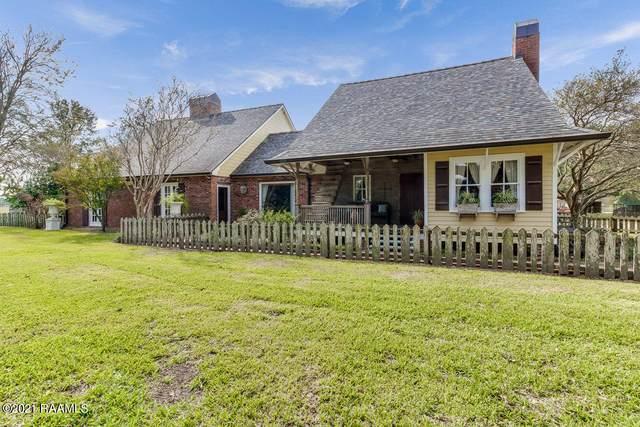603 Howard Venable Road, Church Point, LA 70525 (MLS #21000767) :: Keaty Real Estate