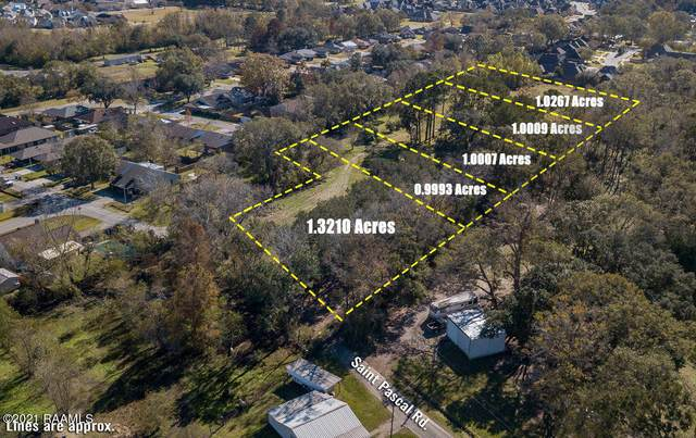 1 Saint Pascal Road, Lafayette, LA 70508 (MLS #21000768) :: Keaty Real Estate