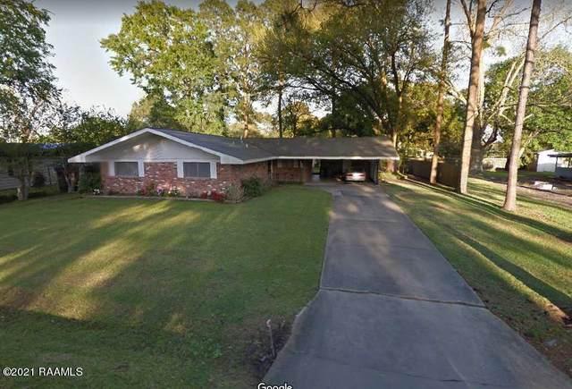 120 Joy Street Street, Lafayette, LA 70501 (MLS #21000804) :: Keaty Real Estate