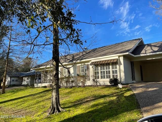 208 Beverly Drive, Lafayette, LA 70503 (MLS #21000854) :: Keaty Real Estate