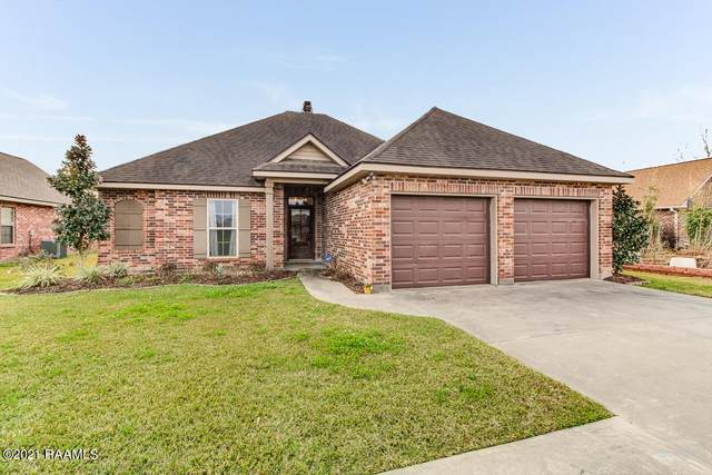 103 Island Nest Cove, Carencro, LA 70520 (MLS #21000878) :: Keaty Real Estate