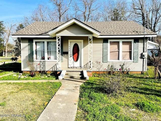 1020 James Street, Franklin, LA 70538 (MLS #21000936) :: Keaty Real Estate