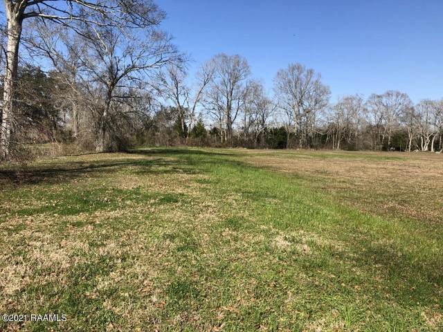 Tbd Burdin Olivier Road, Arnaudville, LA 70512 (MLS #21000955) :: Keaty Real Estate