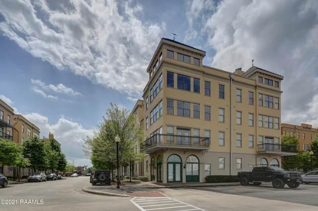 201 Settlers Trace Boulevard #4410, Lafayette, LA 70508 (MLS #21000962) :: Keaty Real Estate
