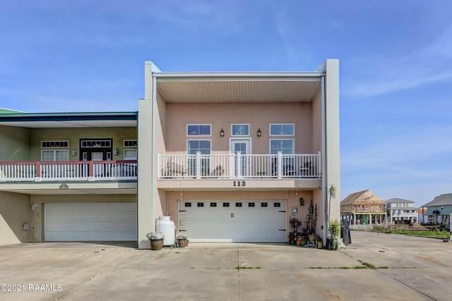 113 Point Lane, Cypremort Point, LA 70538 (MLS #21000964) :: Keaty Real Estate
