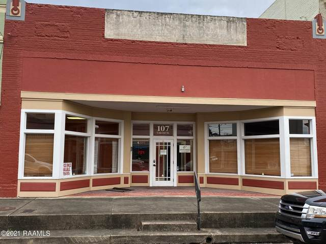 107 Concord Street, Abbeville, LA 70510 (MLS #21001023) :: Keaty Real Estate