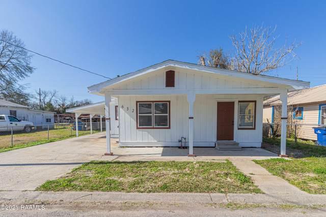 632 Pamella Street, Opelousas, LA 70570 (MLS #21001060) :: Keaty Real Estate