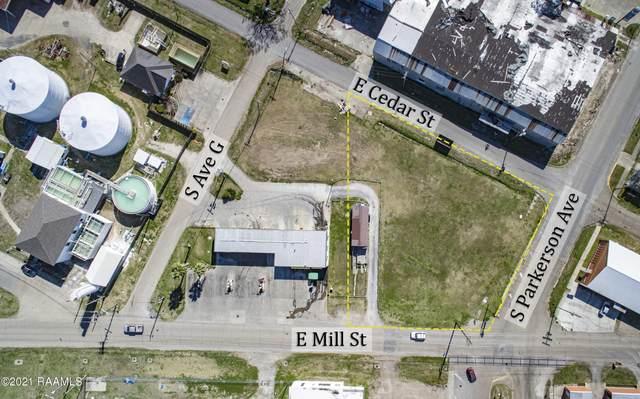 108 E Mill Street, Crowley, LA 70526 (MLS #21001068) :: Keaty Real Estate