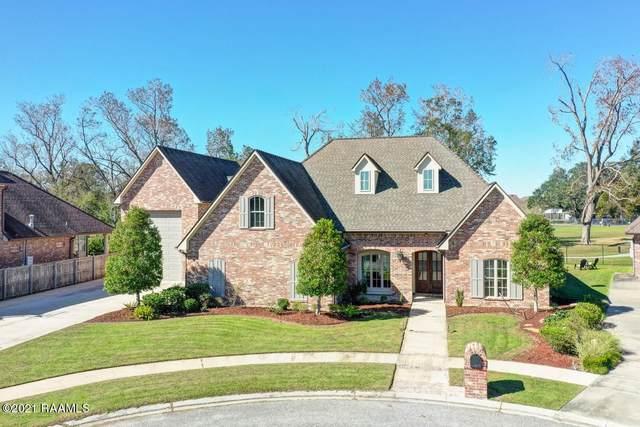 113 Brookshire Gardens Drive, Lafayette, LA 70503 (MLS #21001076) :: Keaty Real Estate