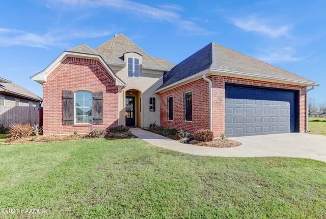 111 Scarlet Oak Drive, Carencro, LA 70520 (MLS #21001180) :: Keaty Real Estate