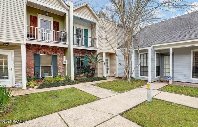 1106 Court Avenue #6, Lafayette, LA 70503 (MLS #21001183) :: Keaty Real Estate