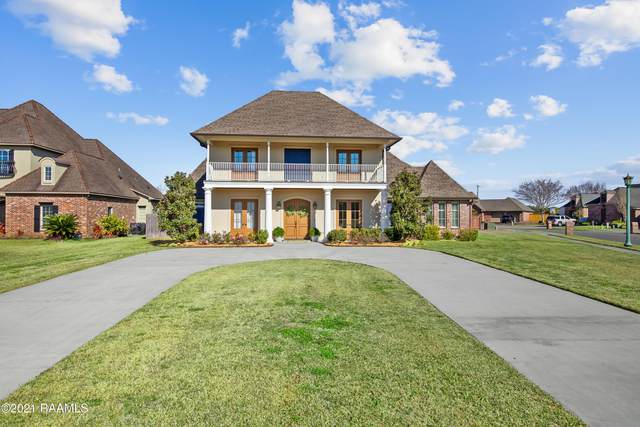 208 Vanburg Place, Lafayette, LA 70508 (MLS #21001189) :: Keaty Real Estate