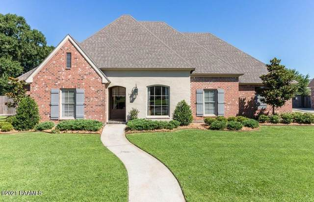 106 Fountain View Drive, Youngsville, LA 70592 (MLS #21001200) :: Keaty Real Estate