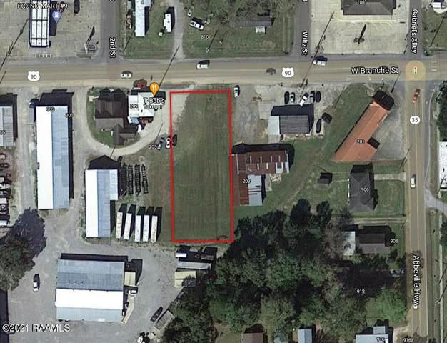 205 W Branche Street, Rayne, LA 70578 (MLS #21001210) :: Keaty Real Estate