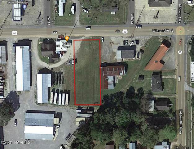 205 W Branche Street, Rayne, LA 70578 (MLS #21001210) :: United Properties