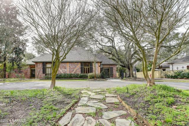 1201 W Bayou Parkway, Lafayette, LA 70503 (MLS #21001251) :: Keaty Real Estate