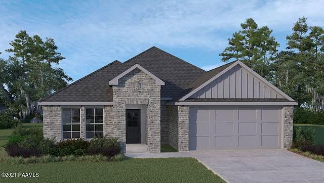 301 Acadian Lakes Drive, Duson, LA 70529 (MLS #21001258) :: Keaty Real Estate