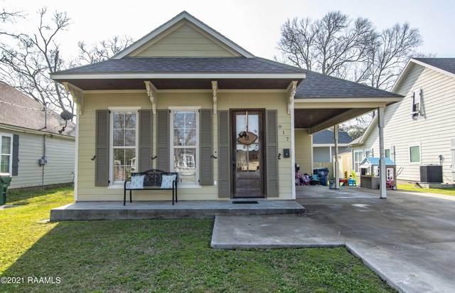 817 N Ave J, Crowley, LA 70526 (MLS #21001281) :: Keaty Real Estate