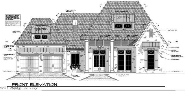 135 Grandview Terrace Drive, Youngsville, LA 70592 (MLS #21001306) :: Keaty Real Estate