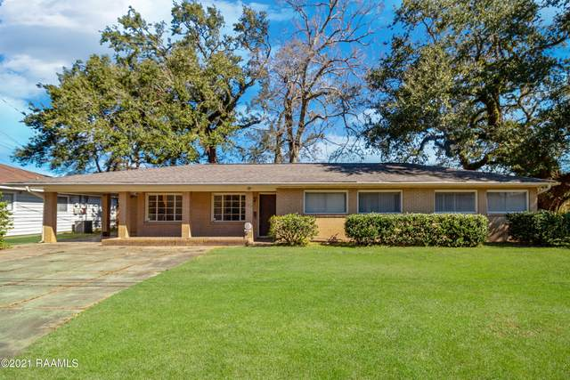 177 Whittington Drive, Lafayette, LA 70503 (MLS #21001339) :: Keaty Real Estate