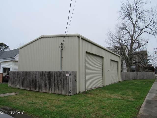 510 S Jefferson Street, Abbeville, LA 70510 (MLS #21001347) :: United Properties