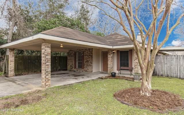 110 Cheticamp Drive, Lafayette, LA 70508 (MLS #21001357) :: Keaty Real Estate