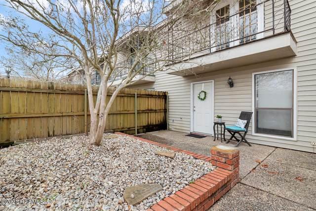403 Jefferson Terrace #9, New Iberia, LA 70560 (MLS #21001370) :: Keaty Real Estate
