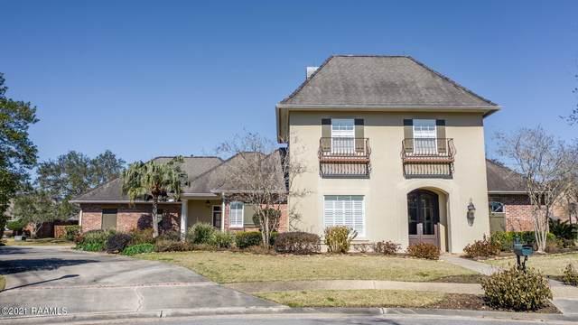 103 Bear Creek Court, Broussard, LA 70518 (MLS #21001398) :: Keaty Real Estate