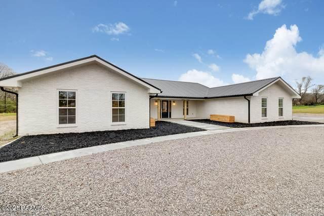 318 Meche Road, Carencro, LA 70520 (MLS #21001426) :: Keaty Real Estate