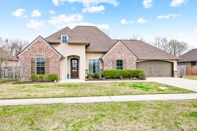 202 Perry Oak Drive, Church Point, LA 70525 (MLS #21001442) :: Keaty Real Estate