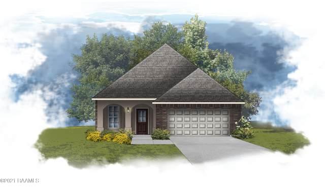414 Berg Court, Youngsville, LA 70592 (MLS #21001463) :: Keaty Real Estate