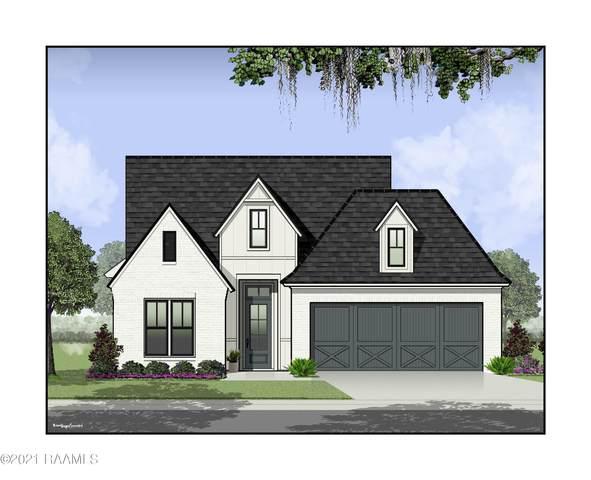 223 Harvest Creek Lane, Lafayette, LA 70508 (MLS #21001484) :: Keaty Real Estate