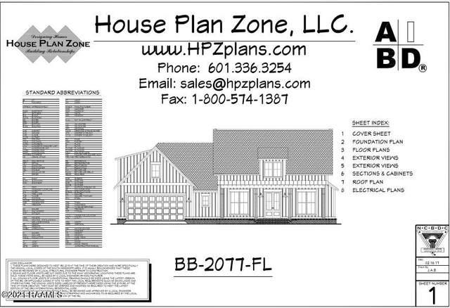119 Cypress Bend, Scott, LA 70583 (MLS #21001506) :: Keaty Real Estate