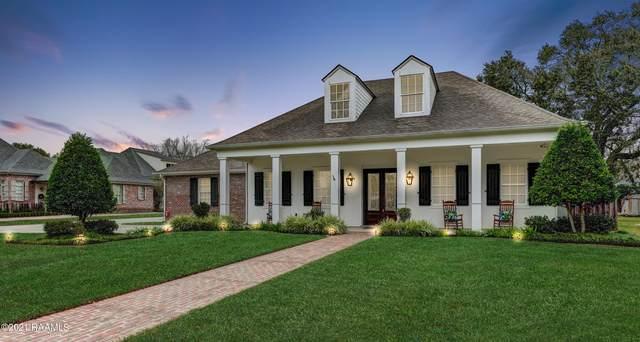 109 Hazelnut Drive, Lafayette, LA 70508 (MLS #21001507) :: Keaty Real Estate