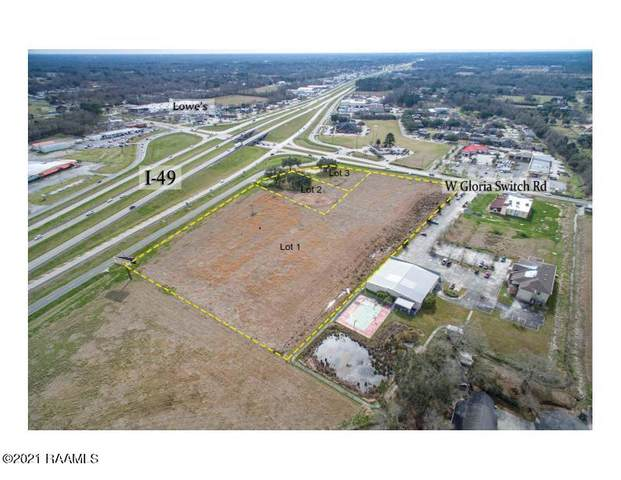 3307 NW Evangeliine Thruway, Carencro, LA 70520 (MLS #21001512) :: Keaty Real Estate