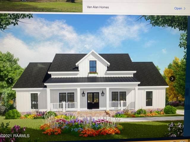 150 Cypress Bend, Scott, LA 70583 (MLS #21001517) :: Keaty Real Estate