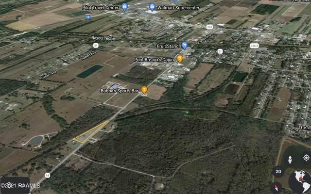 1188 W Mills Ave, Breaux Bridge, LA 70517 (MLS #21001519) :: Keaty Real Estate