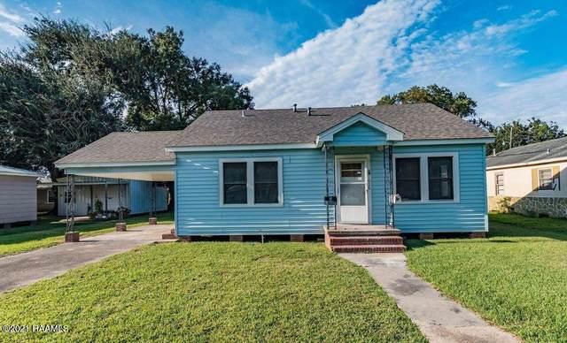 1026 French Street, New Iberia, LA 70560 (MLS #21001549) :: Keaty Real Estate