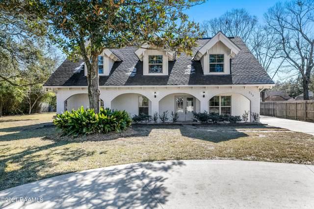 213 Miller Street, Lafayette, LA 70503 (MLS #21001562) :: Keaty Real Estate