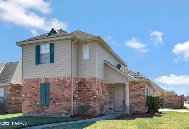 241 Woodoak Circle, Lafayette, LA 70506 (MLS #21001580) :: Keaty Real Estate