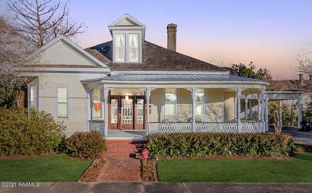 108 N Louisiana Avenue, Abbeville, LA 70510 (MLS #21001608) :: Keaty Real Estate