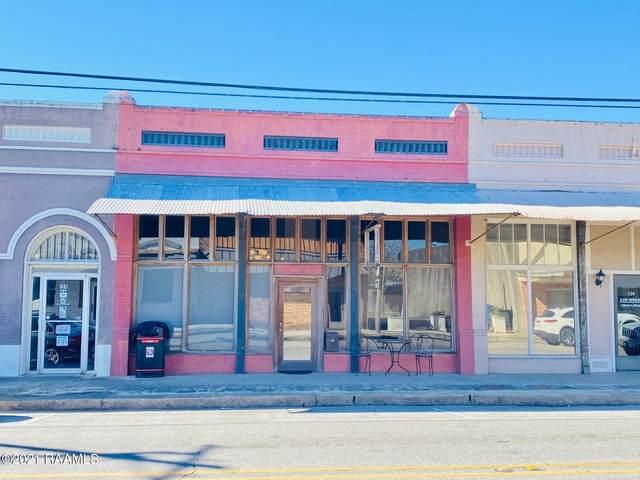 122 S State Street, Abbeville, LA 70510 (MLS #21001620) :: Keaty Real Estate