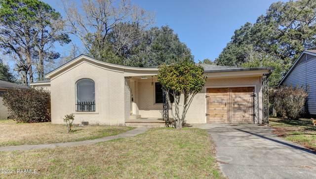 900 Oaklawn Avenue, Lafayette, LA 70506 (MLS #21001633) :: Keaty Real Estate