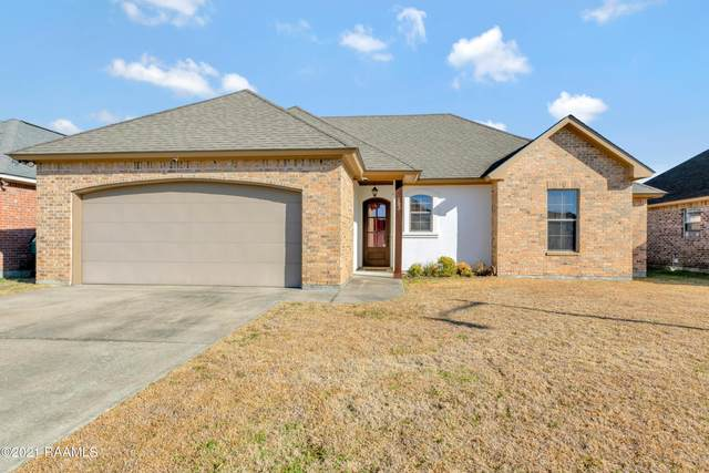 203 Oak Hill Lane, Youngsville, LA 70592 (MLS #21001640) :: Keaty Real Estate