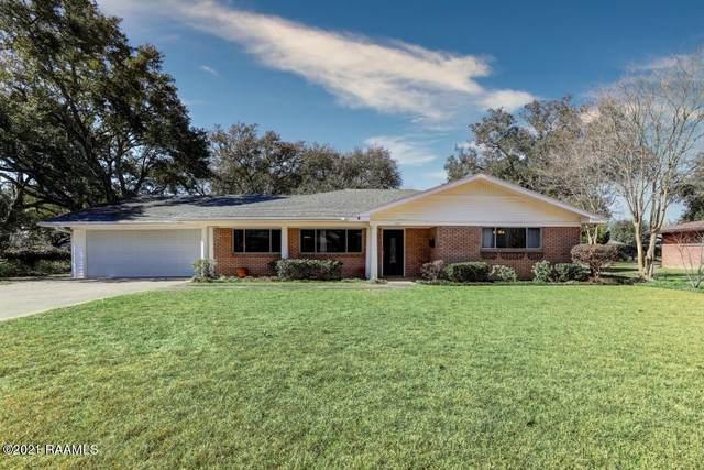 105 Sidney Street, Lafayette, LA 70506 (MLS #21001666) :: Keaty Real Estate
