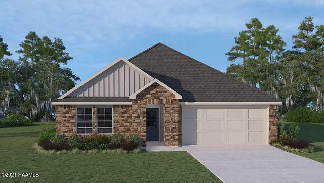 110 Nova Lake Drive, Duson, LA 70529 (MLS #21001672) :: Keaty Real Estate