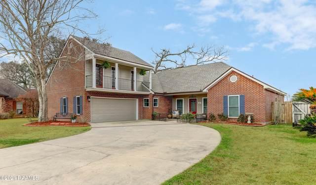 404 Hidden Wood Drive, Lafayette, LA 70508 (MLS #21001722) :: Keaty Real Estate