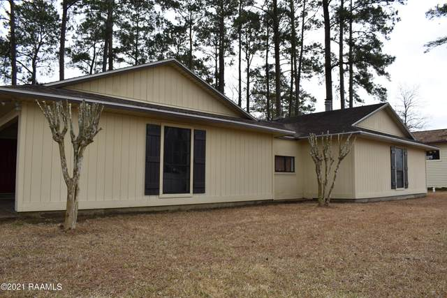 134 Jeff Thibodeaux Road, Eunice, LA 70535 (MLS #21001742) :: Keaty Real Estate